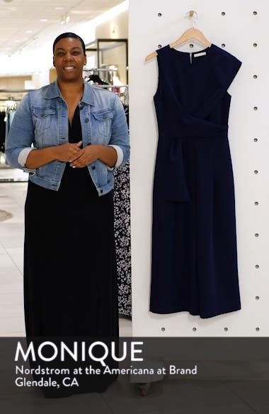 Tie Cropped Jumpsuit, sales video thumbnail