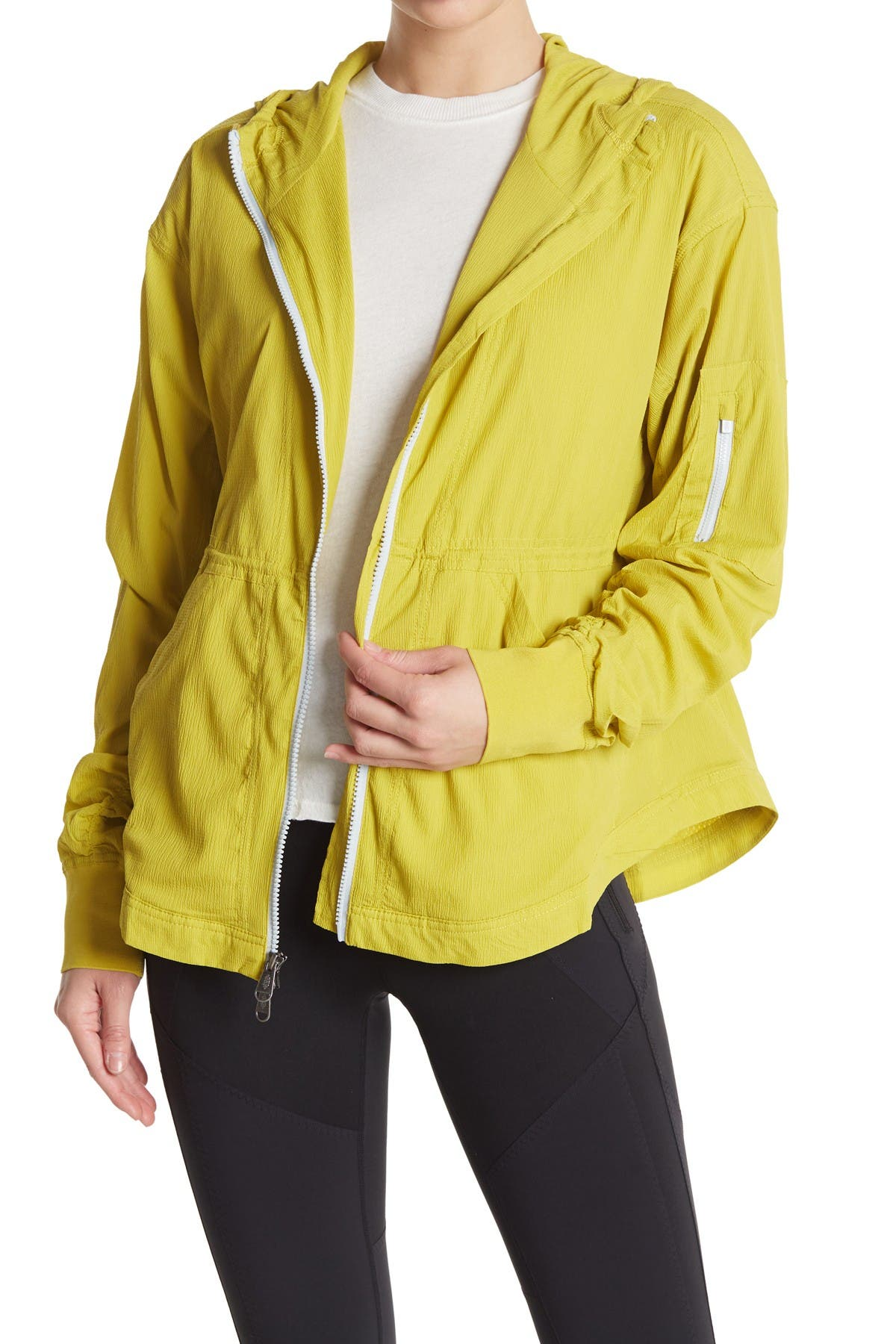 Image of Free People FP Movement Solid Run Wild Jacket