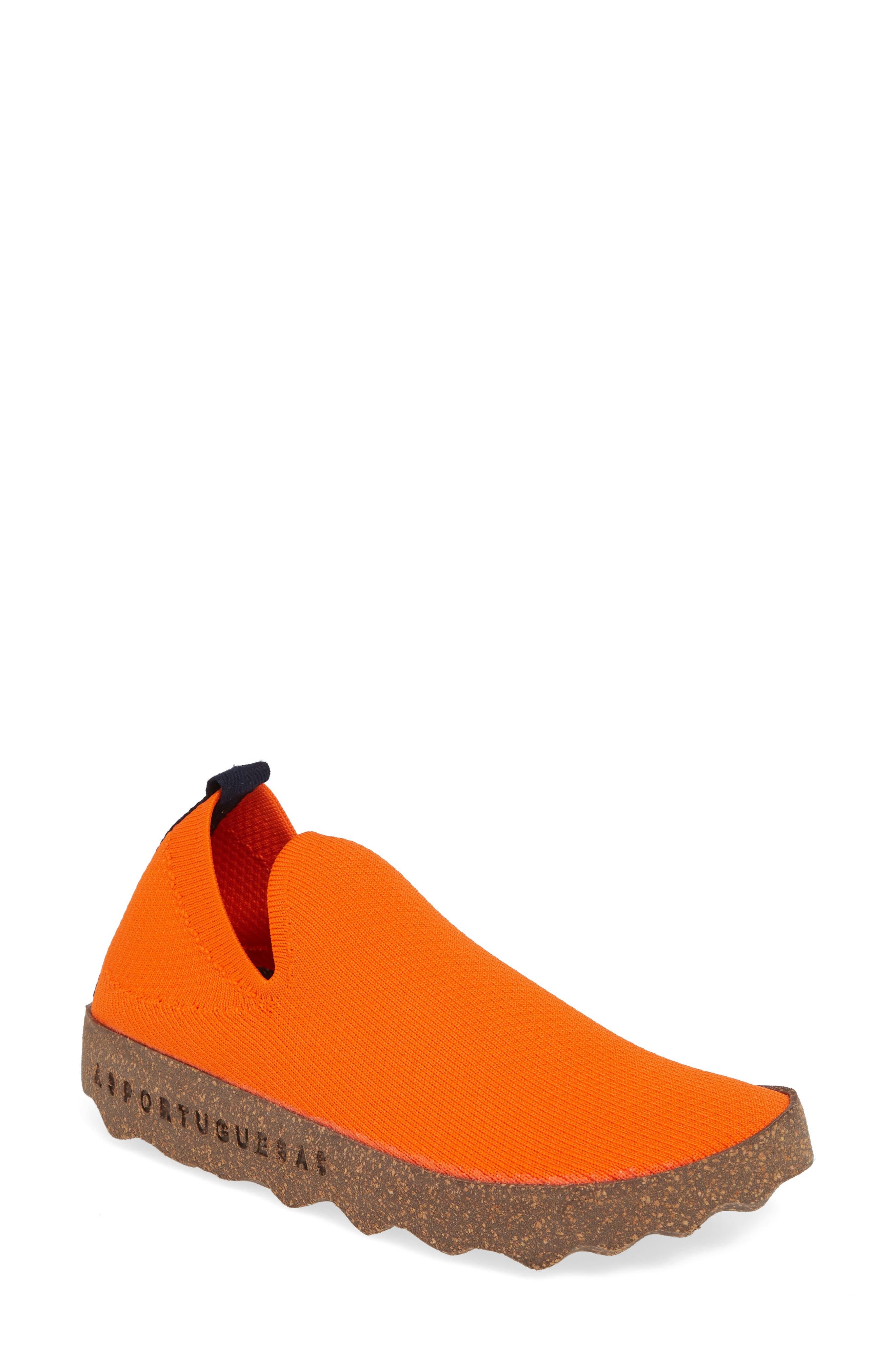 Asportuguesas By Fly London Care Sneaker, Orange
