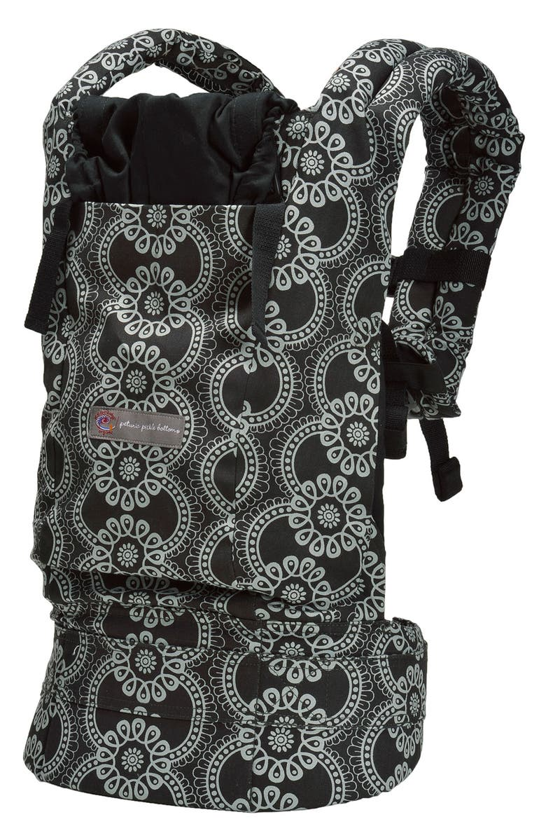 ERGOBABY Baby Carrier with Petunia Pickle Bottom Print, Main, color, 001