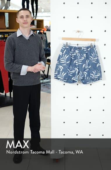 Snappers Palm Print Shorts, sales video thumbnail