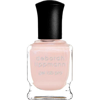 Deborah Lippmann Leave The Light On Gel Lab Pro Nail Color - Delicate