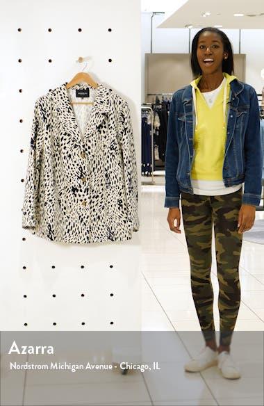 Coleman Spot Print Jacket, sales video thumbnail