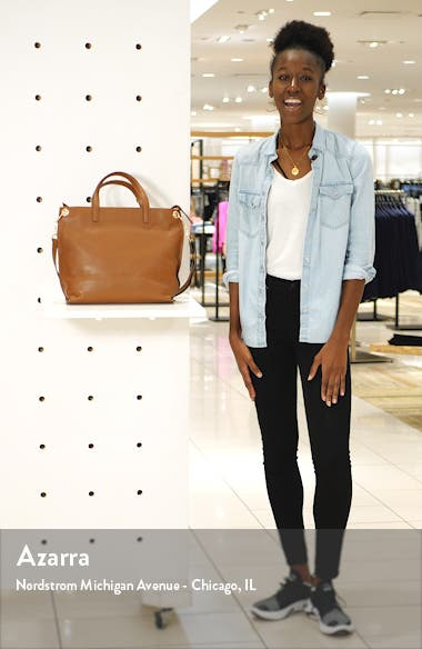 Nicole Leather Tote, sales video thumbnail