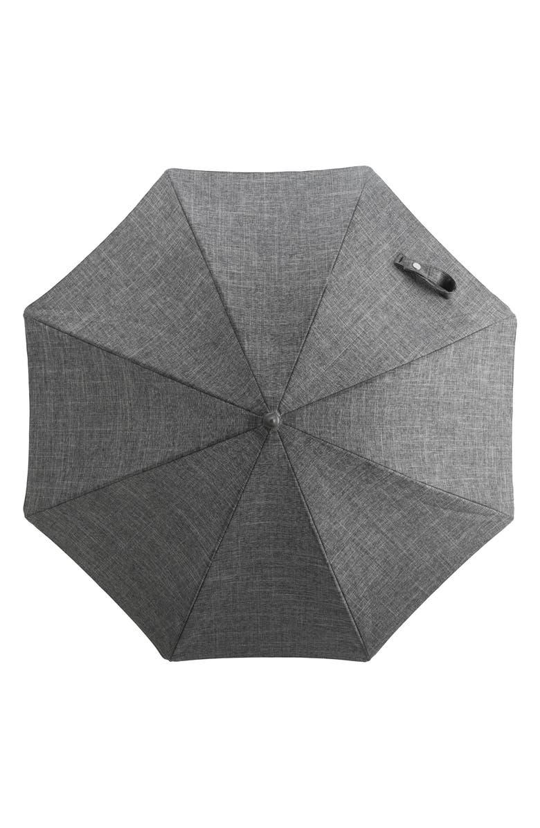 STOKKE Xplory<sup>®</sup> Stroller Parasol, Main, color, BLACK MELANGE