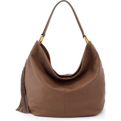 Hobo Meridian Leather Hobo - Brown