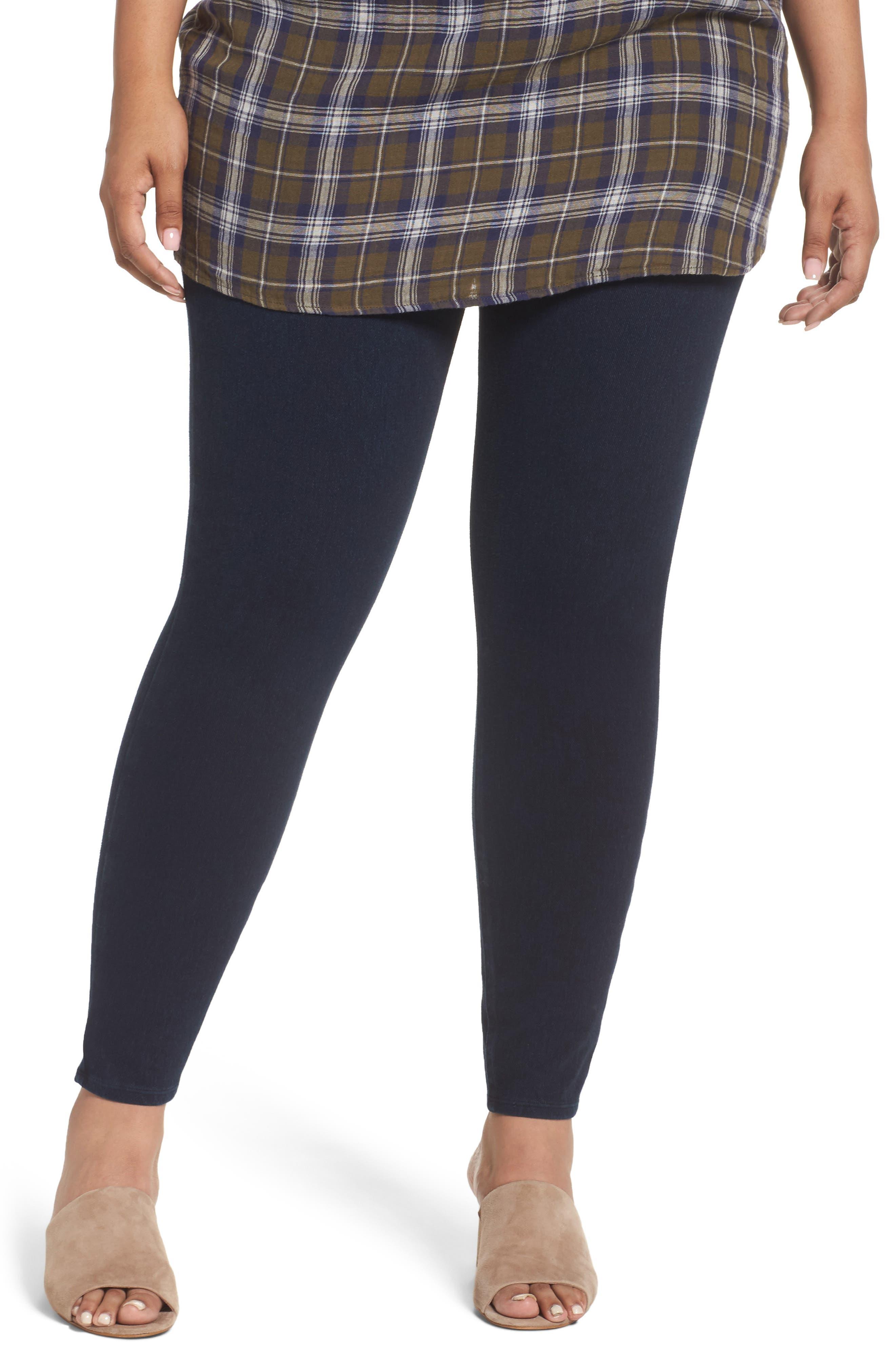 Plus Women's Spanx Jean-Ish Leggings