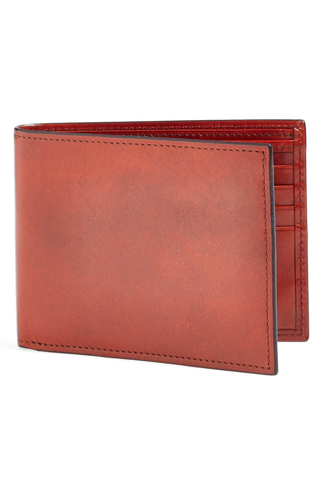 Old Leather Deluxe Wallet