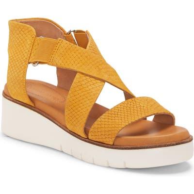Cc Corso Como Bonneigh Platform Sandal, Yellow