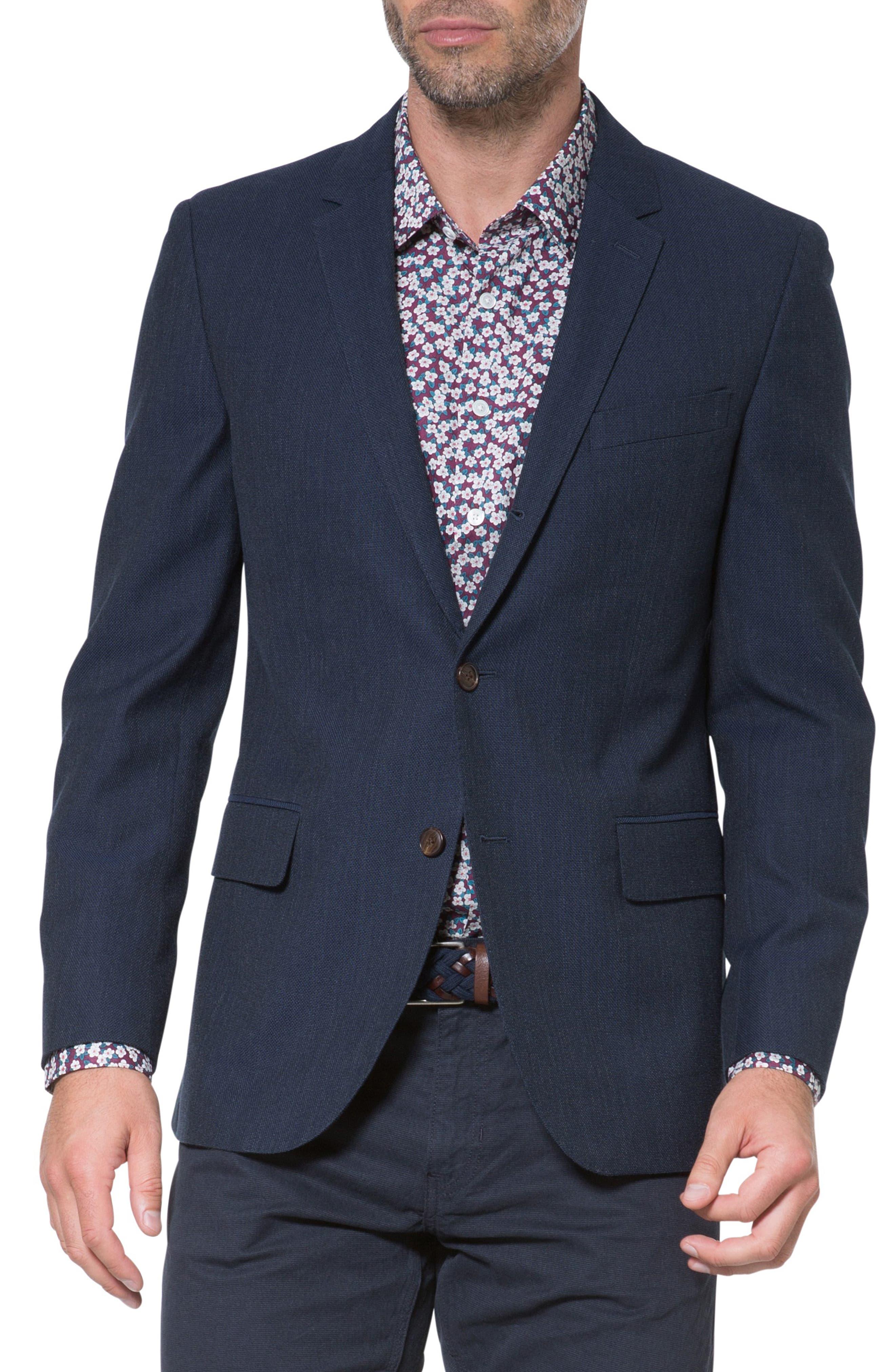 Image of RODD AND GUNN Barton Lane Regular Fit Blazer