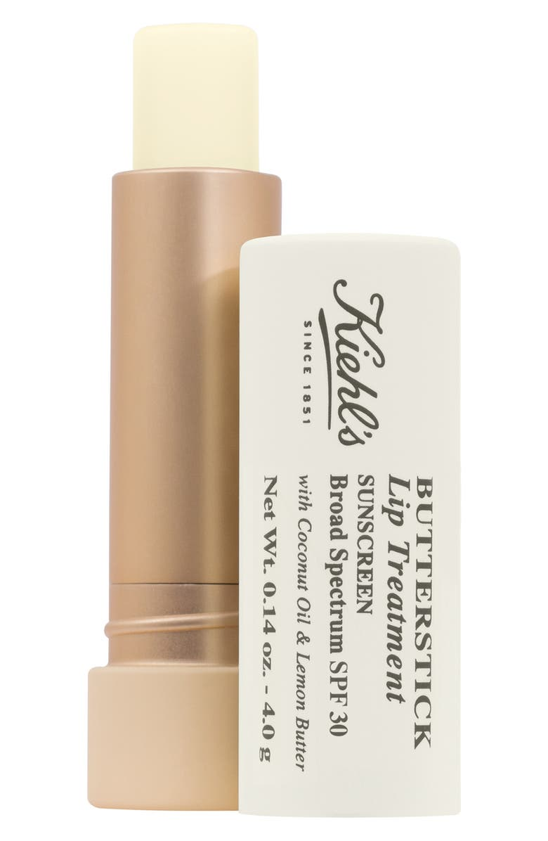 KIEHL'S SINCE 1851 Butterstick Lip Treatment SPF 30, Main, color, CLEAR