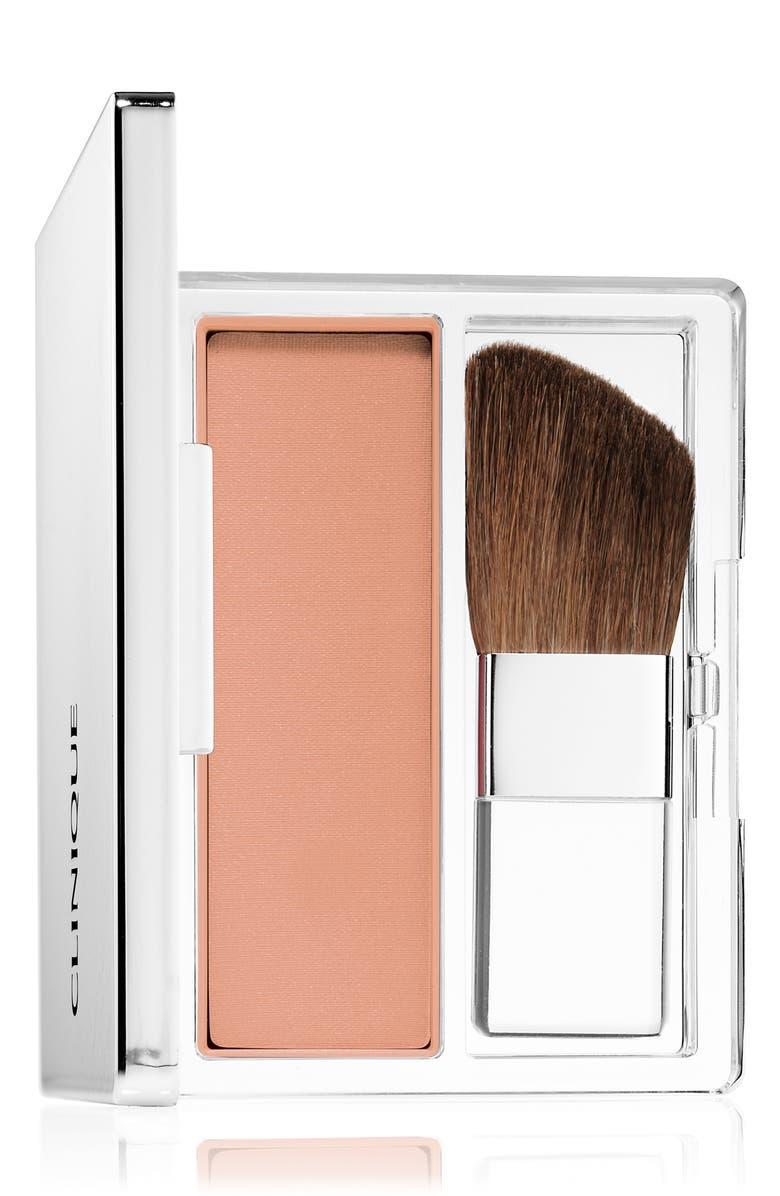 CLINIQUE Blushing Powder Blush, Main, color, AGLOW
