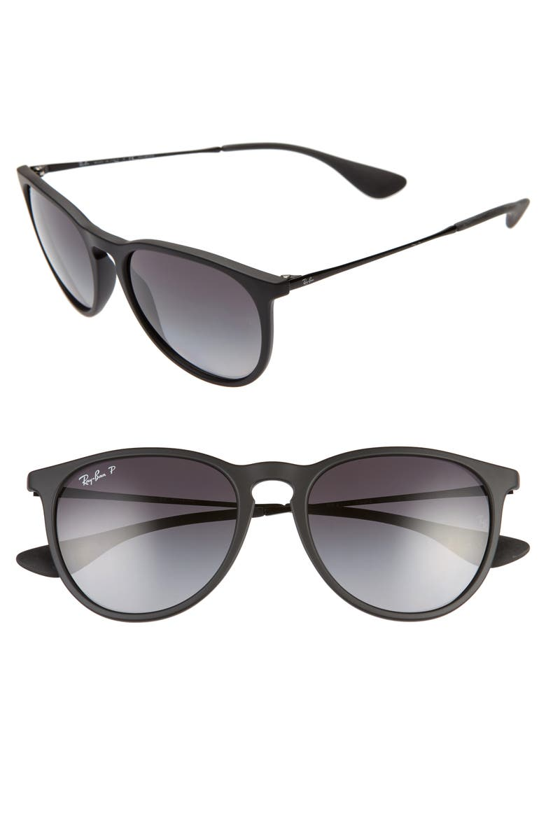 RAY-BAN Erika Classic 54mm Sunglasses, Main, color, 005