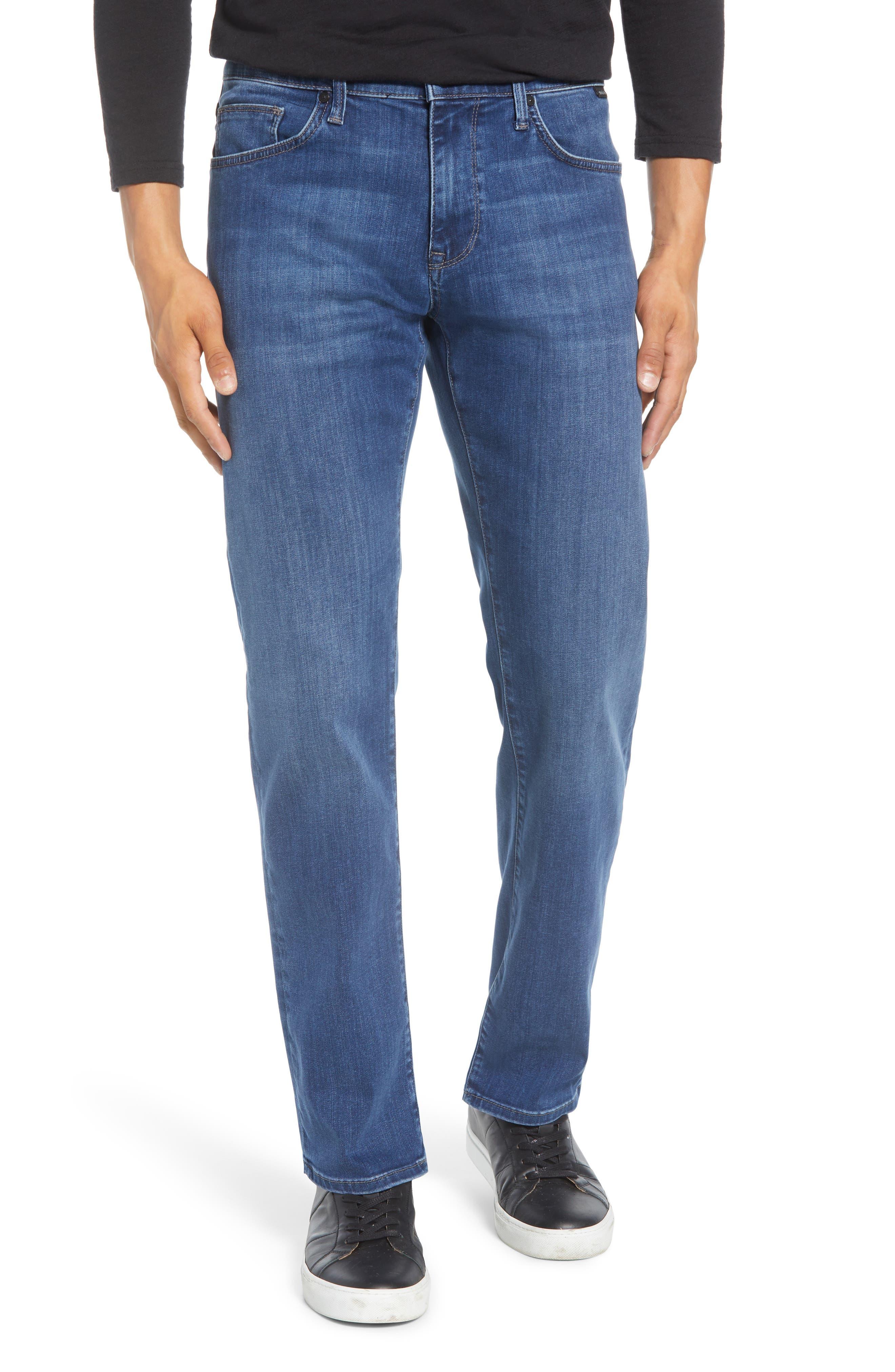 Zach Straight Leg Jeans