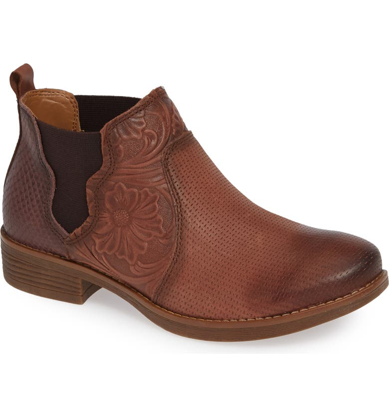 COMFORTIVA Tenny Bootie, Main, color, CAFFE