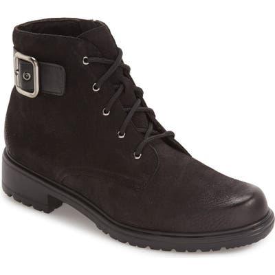 Munro Bradley Water Resistant Boot- Black