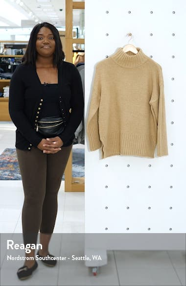Funnel Neck Sweater, sales video thumbnail