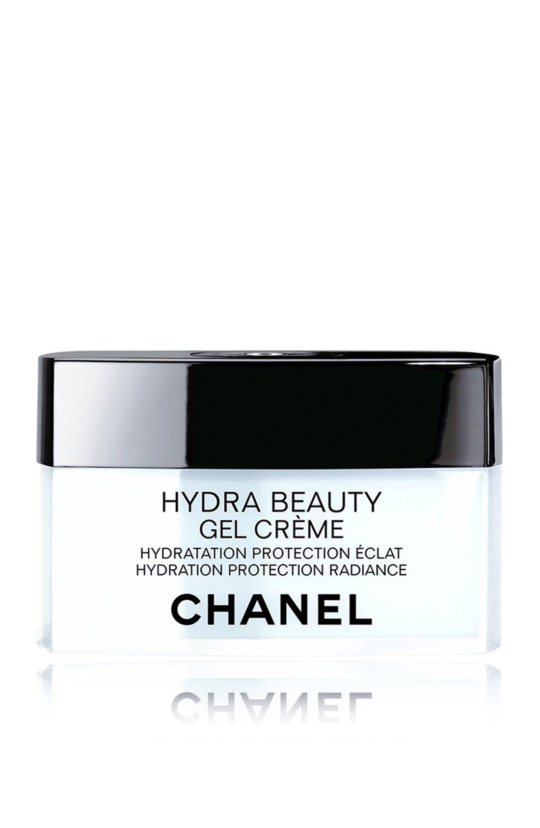 CHANEL HYDRA BEAUTY GEL CRÈME  Hydration Protection Radiance | Nordstrom