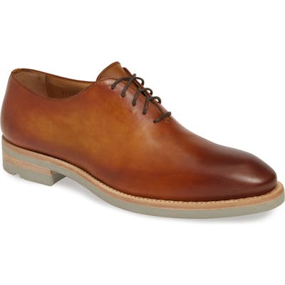 Magnanni Belago Wholecut Oxford- Brown
