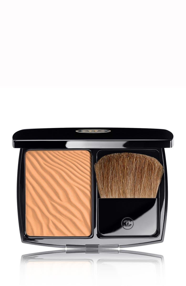 CHANEL SOLEIL TAN DE CHANEL <br />Moisturizing Bronzing Powder, Main, color, 000
