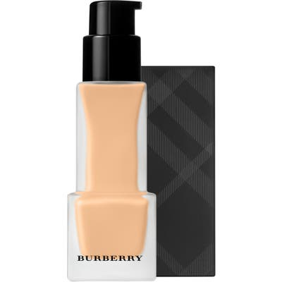 Burberry Beauty Burberry Matte Glow Foundation - 020 Fair Warm