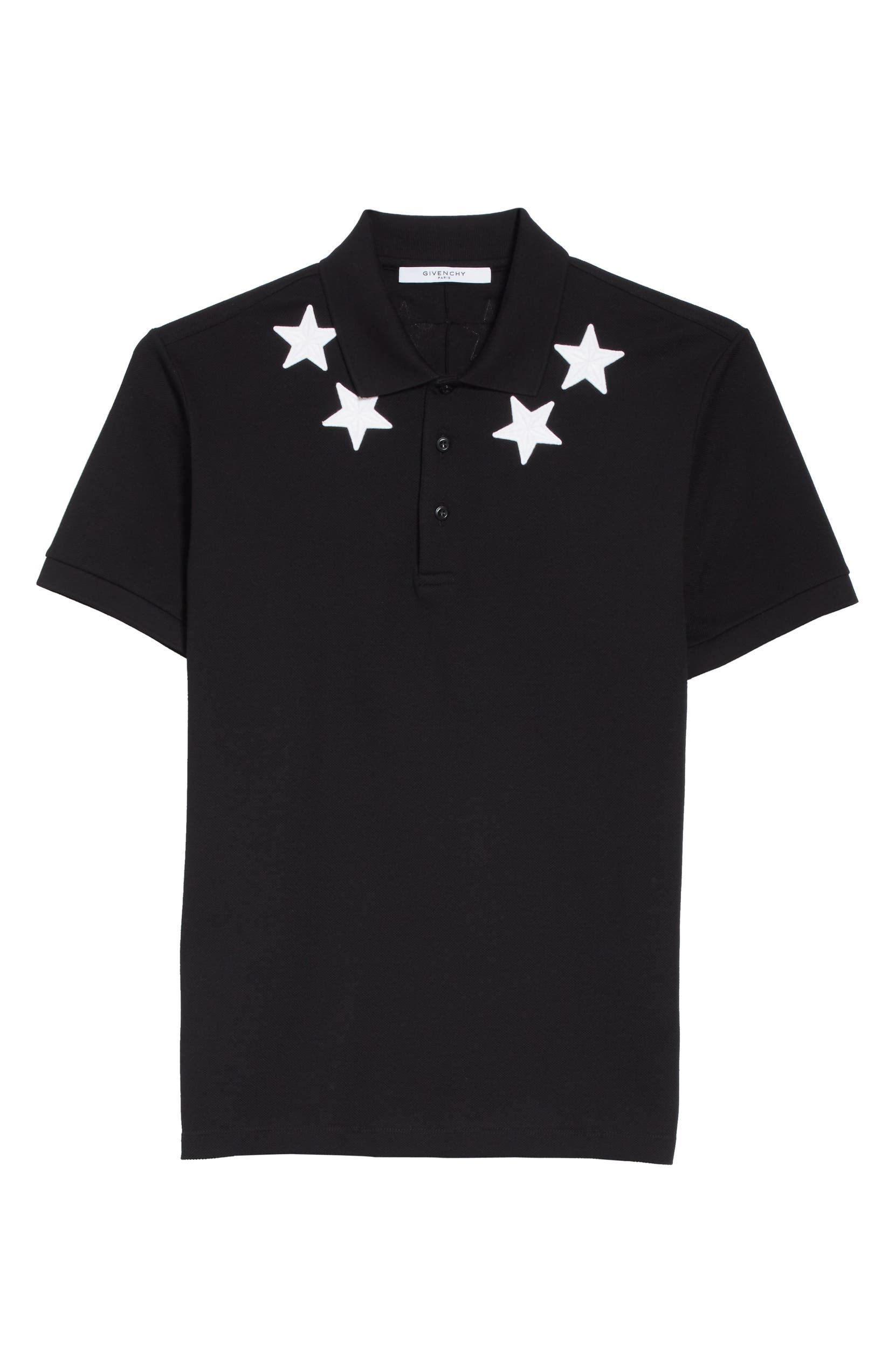 2f2b6d42c Givenchy Star Polo Shirt | Nordstrom