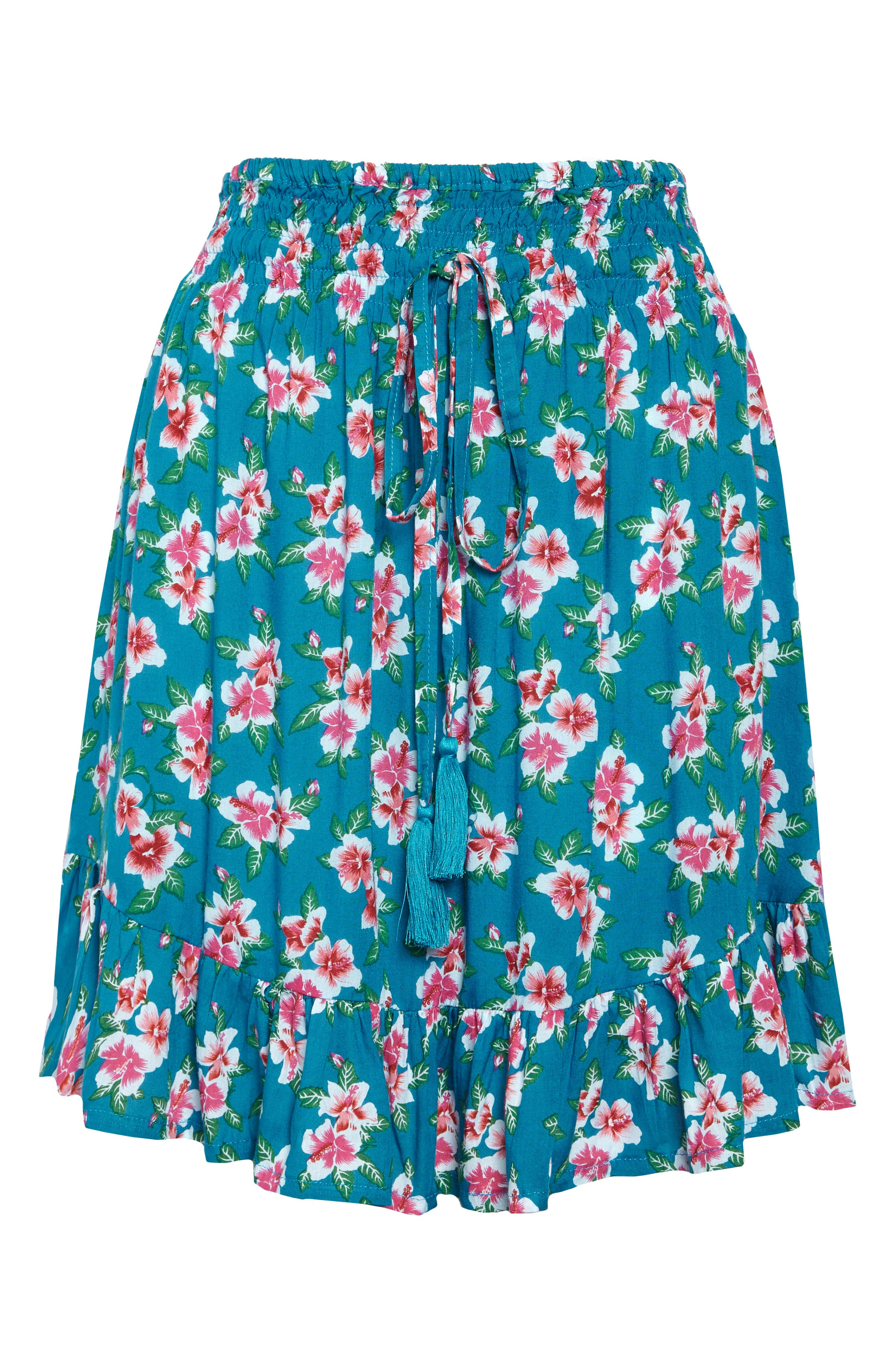 Image of Tiare Hawaii Lily Cover-Up Skirt