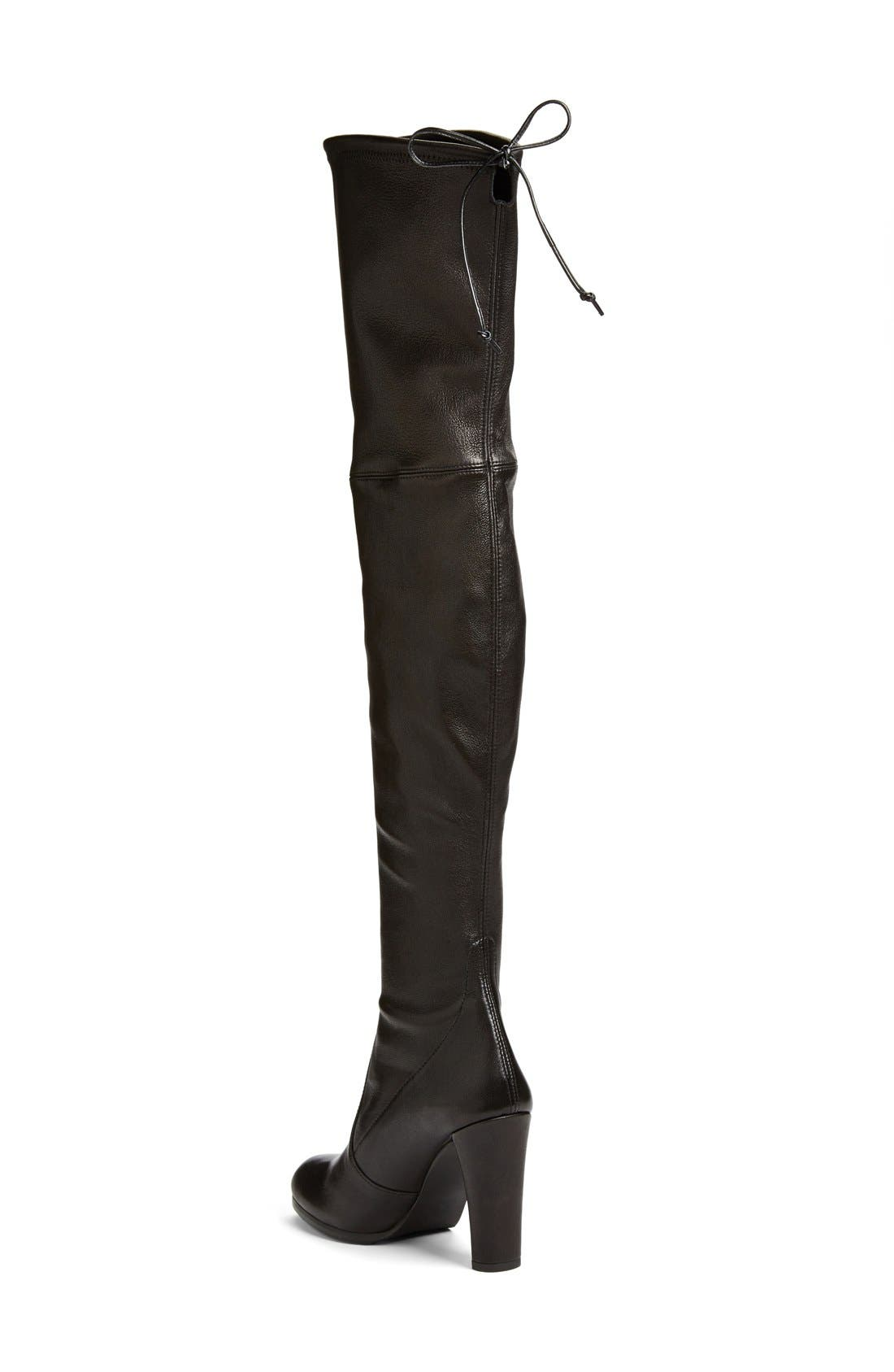 ,                             'Highland' Over the Knee Boot,                             Alternate thumbnail 20, color,                             005