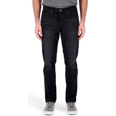 Devil-Dog Dungarees Athletic Fit Performance Stretch Jeans, Black
