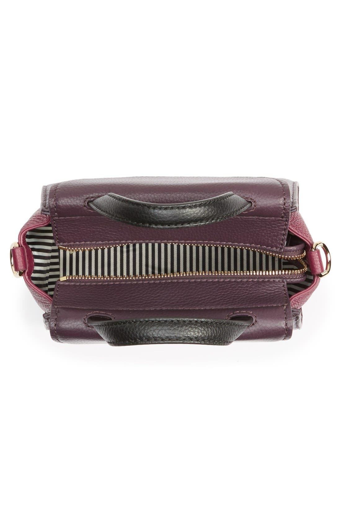,                             'cobble hill - small adrien' leather satchel,                             Alternate thumbnail 24, color,                             930