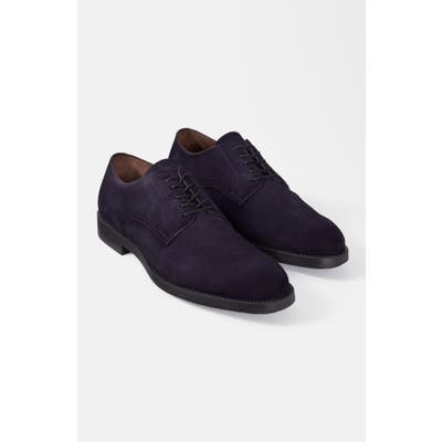 To Boot New York Atkins Plain Toe Derby- Brown