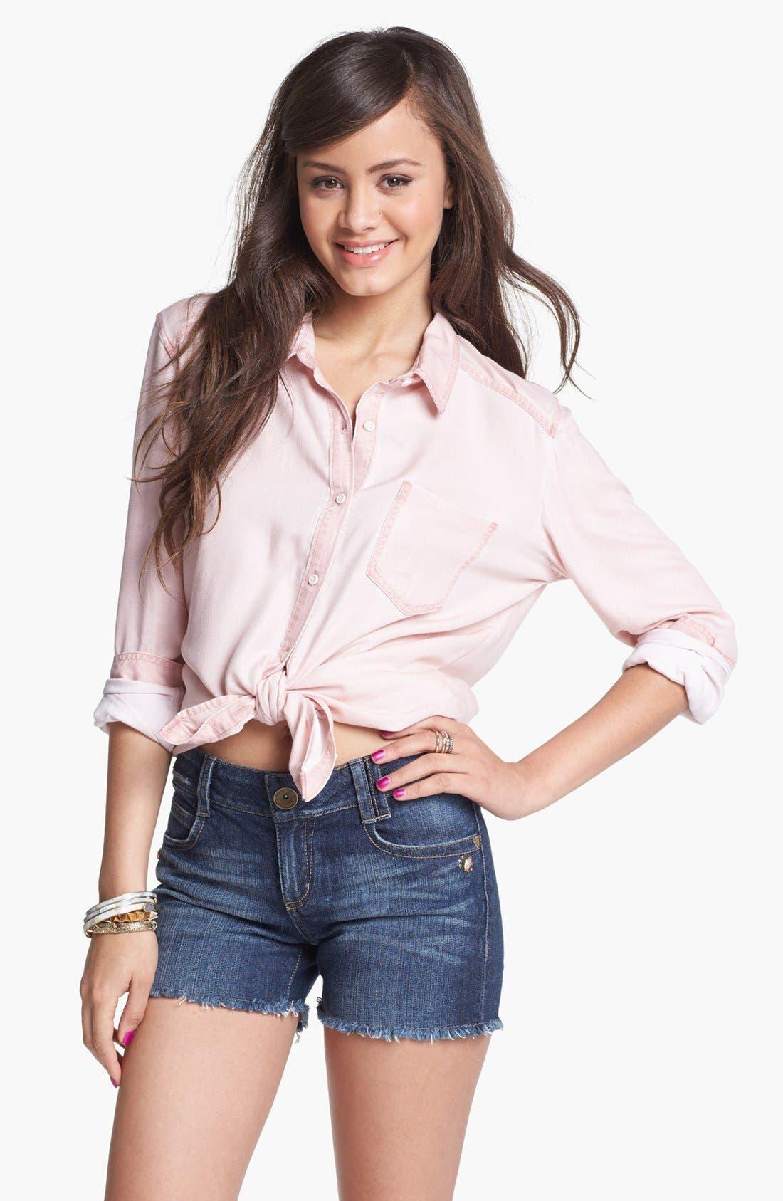 ,                             Rubbish Oversized Menswear Shirt,                             Alternate thumbnail 17, color,                             630