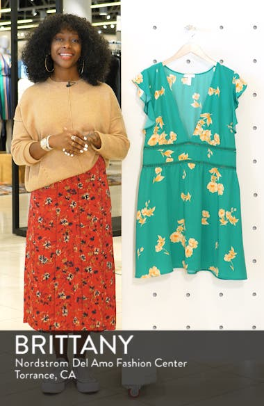 Lattice Trim Dress, sales video thumbnail