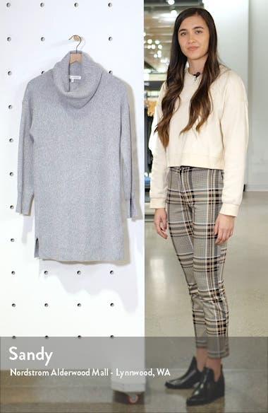 Kiara Turtleneck Sweater Dress, sales video thumbnail