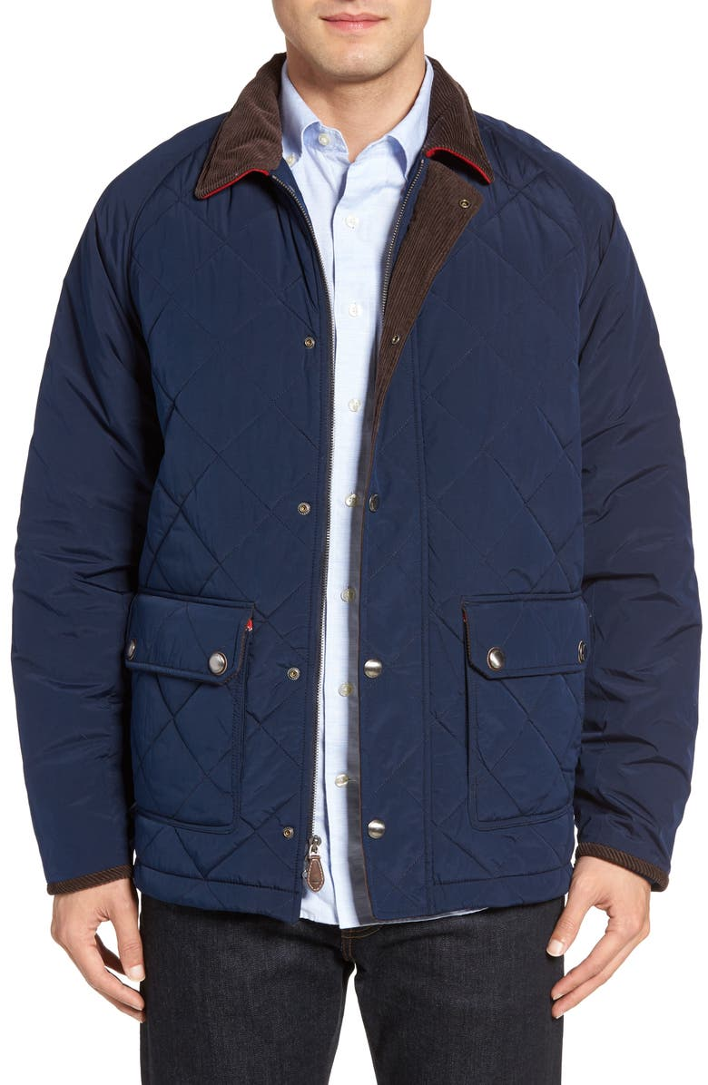 Vineyard Vines Quilted Shirt Jacket Nordstrom