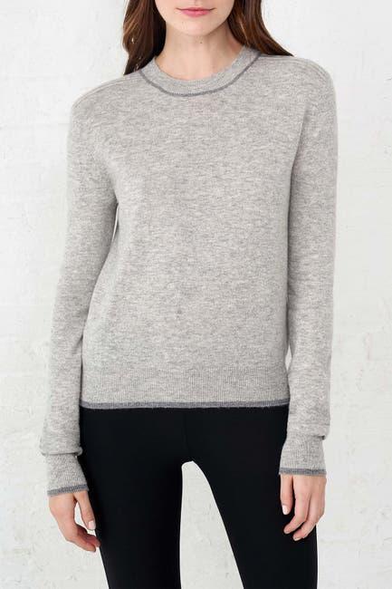 Image of LA LIGNE Neat Wool & Cashmere Sweater