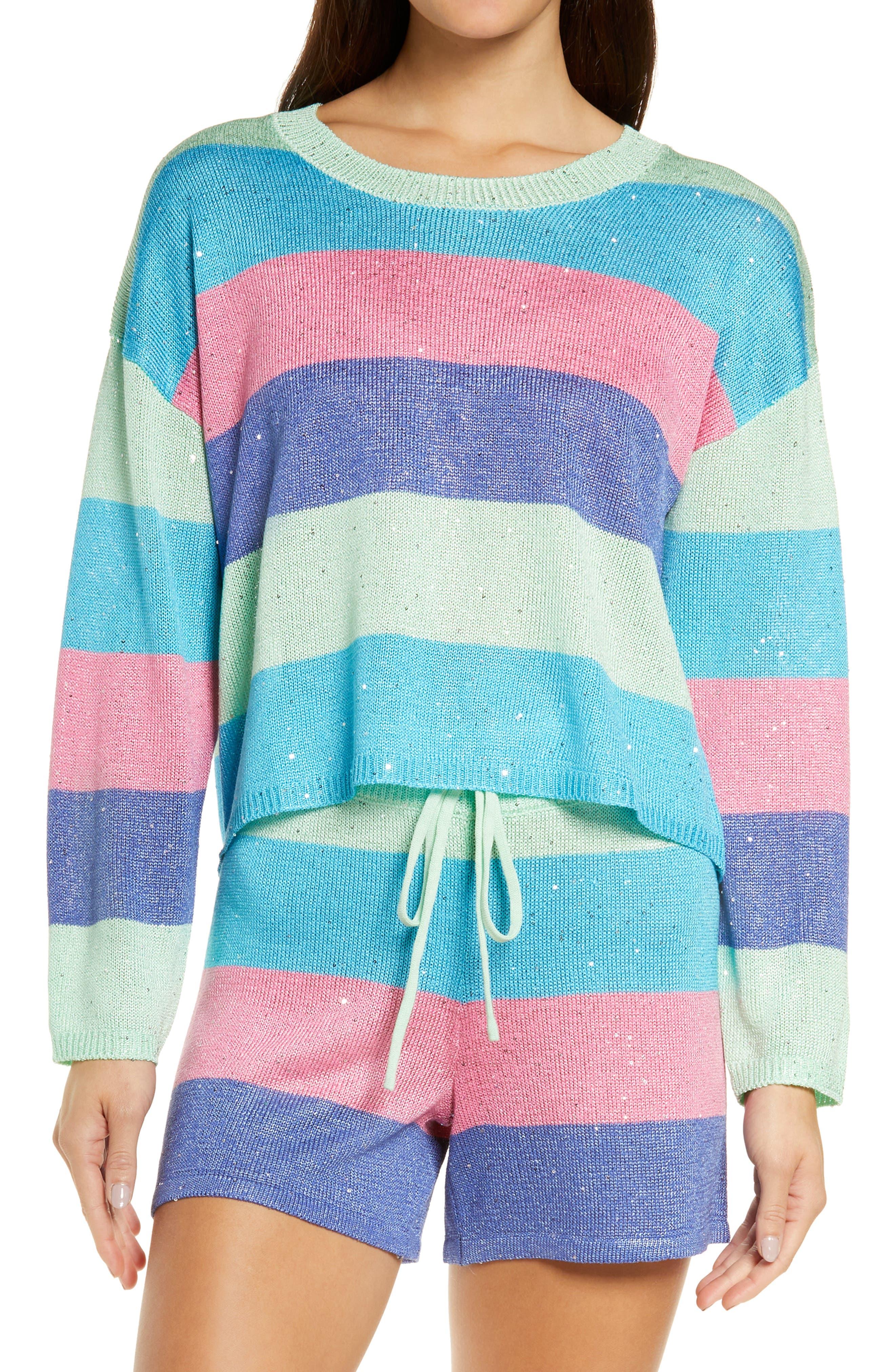 Beach Stripe Sweater