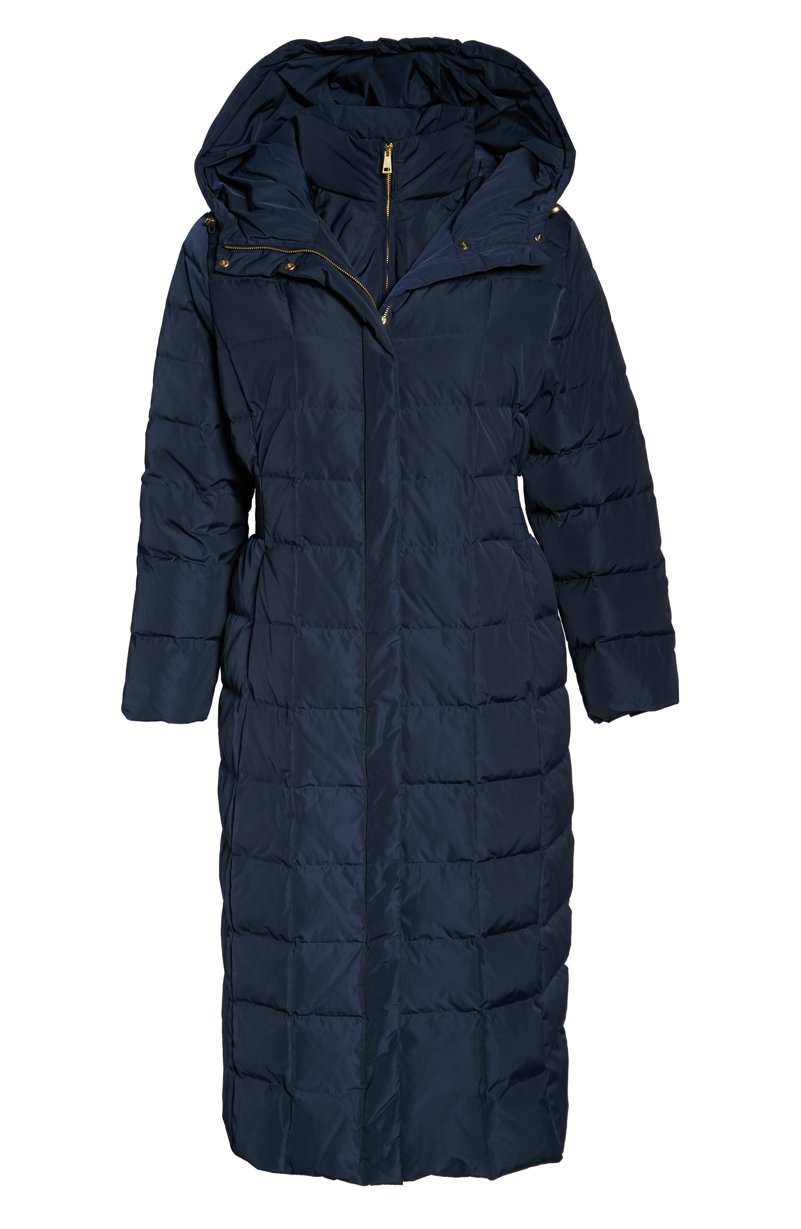 ,                             Quilted Coat with Inner Bib,                             Alternate thumbnail 19, color,                             410