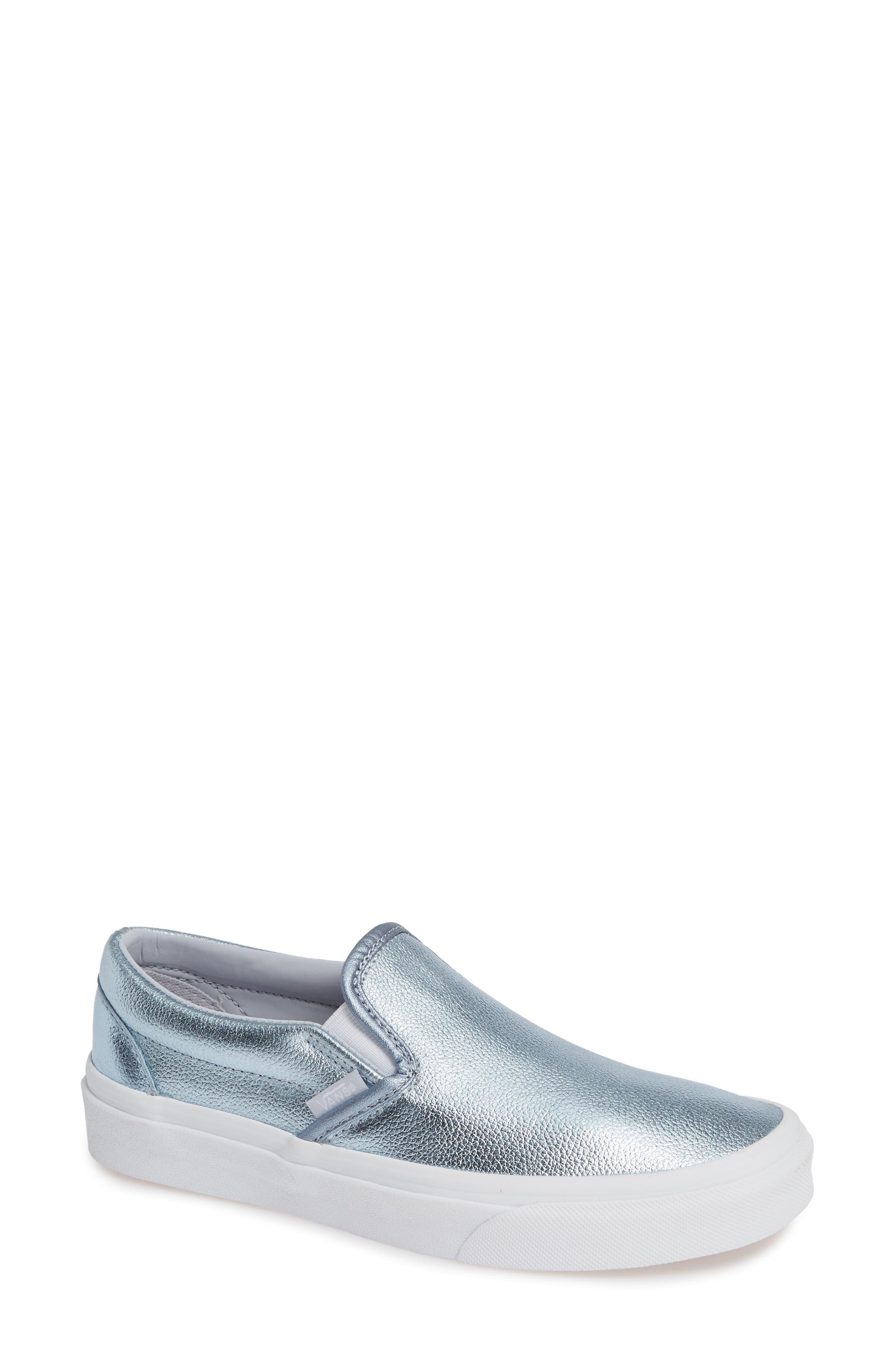 ,                             Classic Slip-On Sneaker,                             Main thumbnail 35, color,                             402