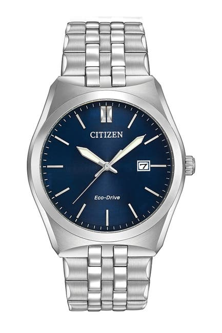 Image of Citizen Men's Corso Eco-Drive Bracelet Watch, 40mm
