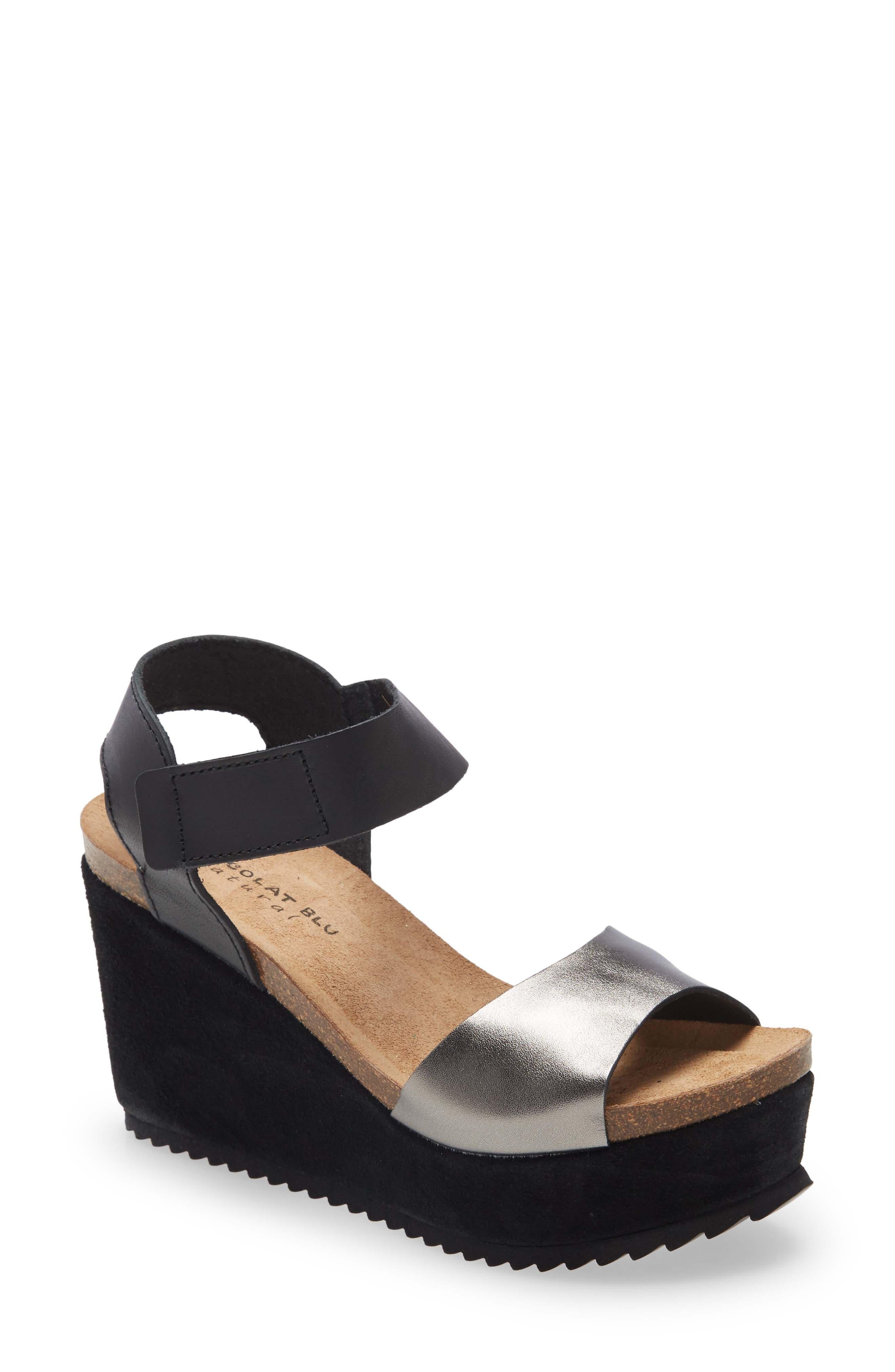 Miana Platform Wedge Sandal