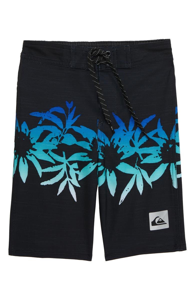 QUIKSILVER Highline Choppa Board Shorts, Main, color, 002
