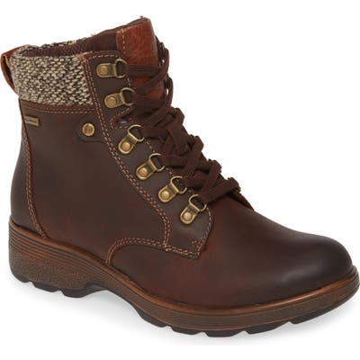 Bionica Everson Waterproof Bootie- Brown