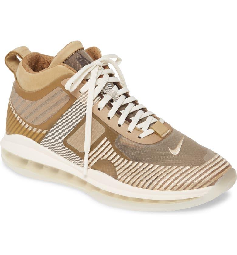 NIKE LeBron x John Elliott Icon QS Sneaker, Main, color, PARACHUTE BEIGE/ ORE/ PHANTOM