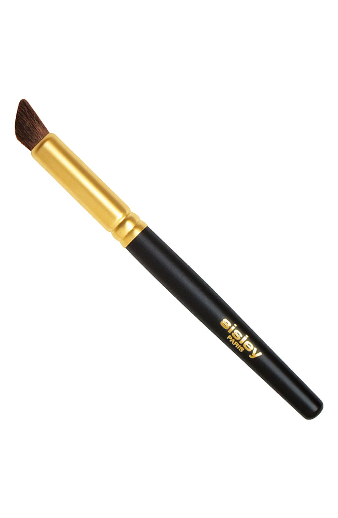 What it is: Eyelid Shading Brush, or Pinceau Estompeur, is a double-sided brush ideal for the application and blending of eyeshadows. Who it\\\'s for: Anyone who wants to easily apply eyeshadow. What it does: Its double-sided beveled shape and high-quality natural bristles have been specifically designed for shading and blending eyeshadow. How to use: Use the flat side of the brush to apply eyeshadow to the surface of your eyelids. Then, with the