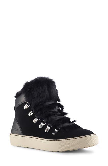Image of Cougar Dani Genuine Rabbit Fur Waterproof Sneaker