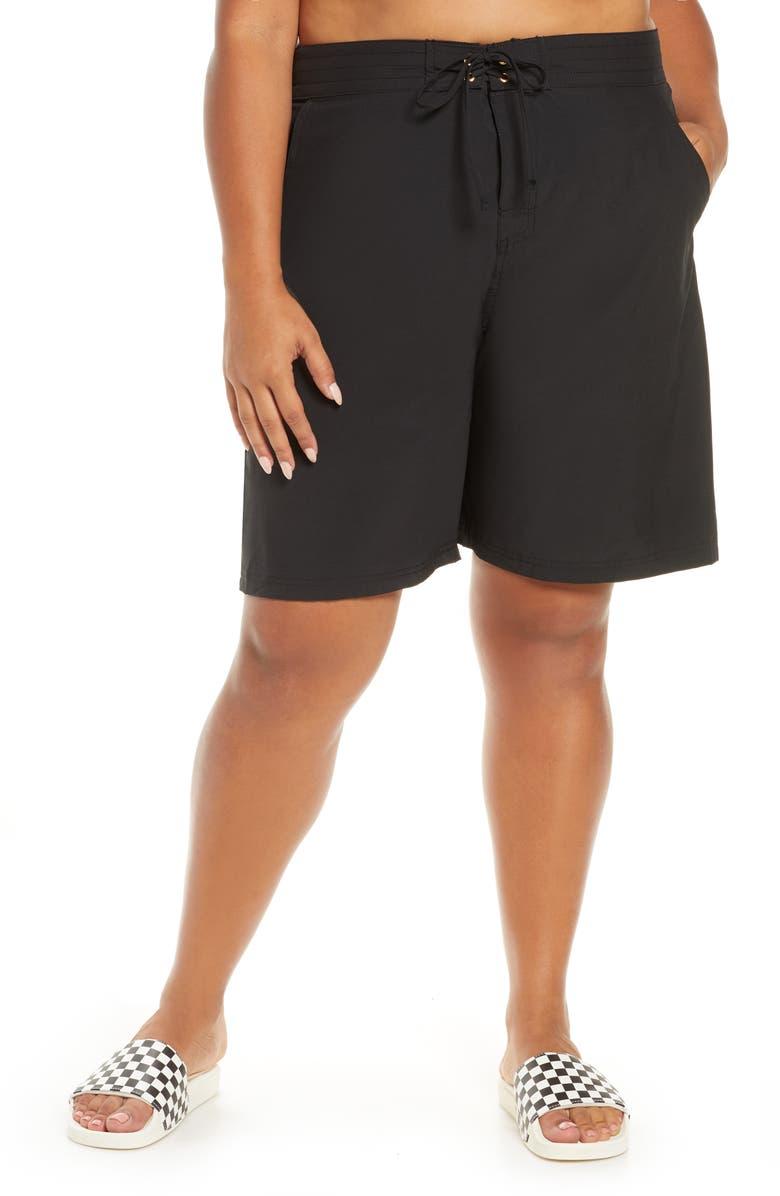 LA BLANCA 9-Inch Board Shorts, Main, color, 001
