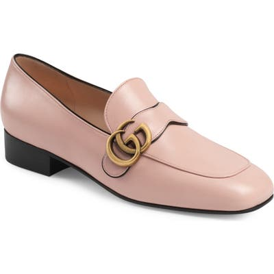 Gucci Marmont Loafer, Pink
