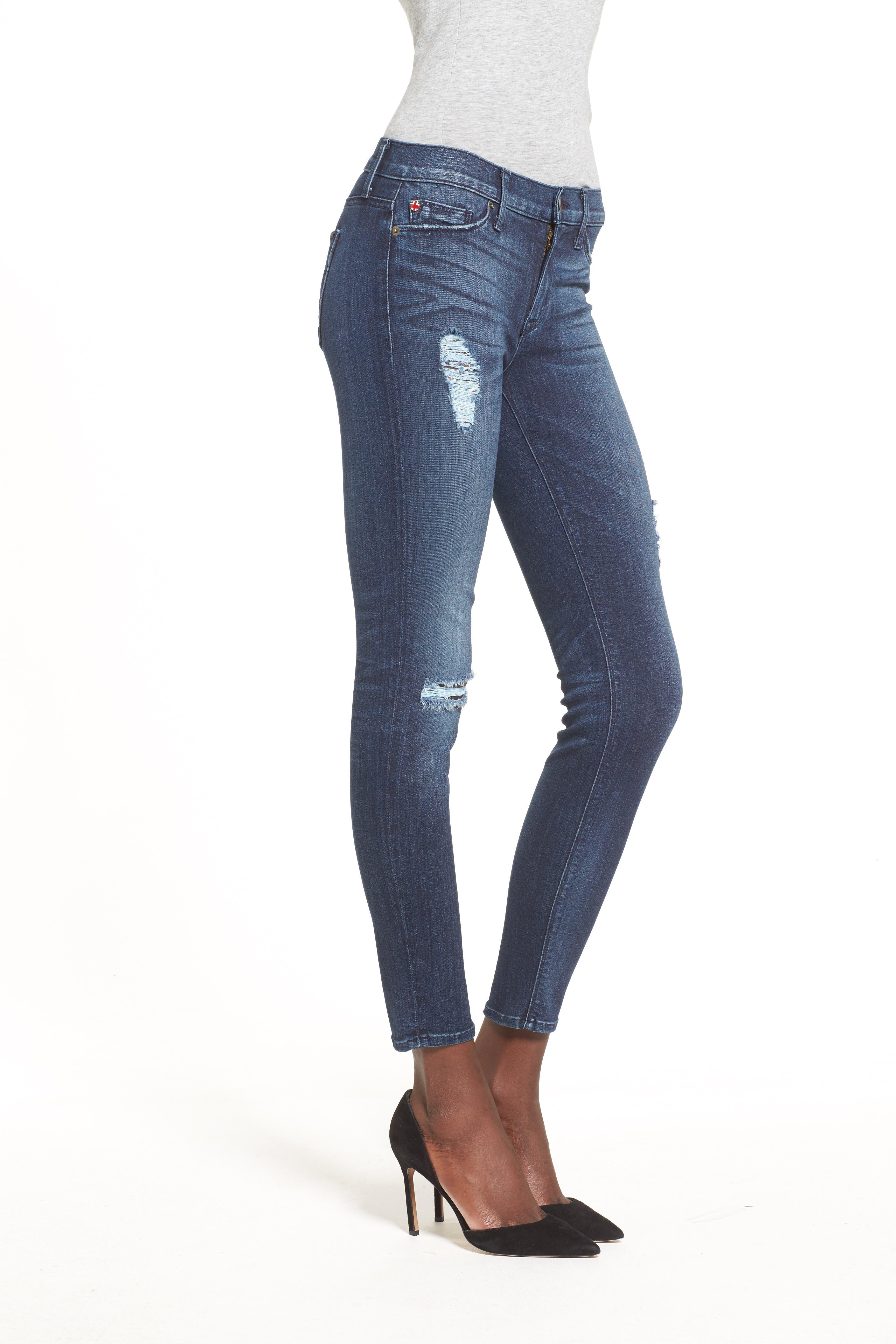 ,                             'Nico' Ankle Super Skinny Jeans,                             Alternate thumbnail 11, color,                             401