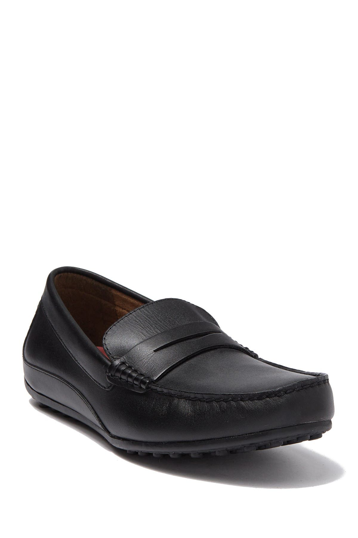 Image of Florsheim Throttle Leather Penny Loafer
